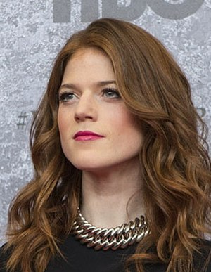 Rose Leslie - Leslie in 2013