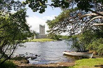 Killarney - Ross Castle