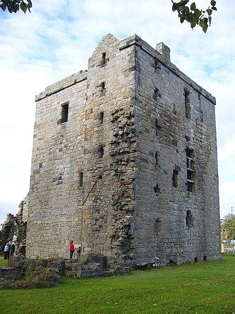 Rosyth - Rosyth Castle