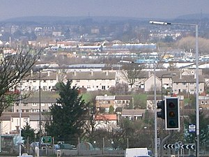 Rosyth - Image: Rosyth in 2006