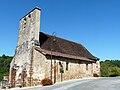 Rouffignac-Saint-Cernin église St Cernin.JPG