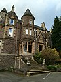 Roundelwood, now Knock Castle Hotel, Crieff, 1.jpg