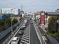 Route 17 Warabi-city Saitama Japan 20090228.jpg