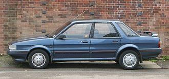 Austin Montego - A 1990 Rover Montego 1.6LX saloon