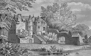 Scotland Street School Museum - Rowallan Castle