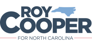 Roy Cooper - Roy Cooper for Governor logo
