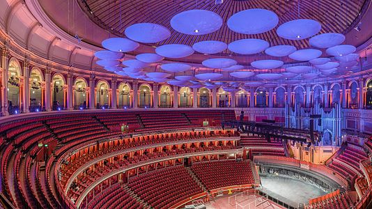 Royal Albert Hall - Gallery View