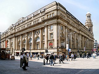 Royal Exchange, Manchester theatre and shopping centre complex in Manchester, England