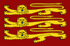Royal Standard of England.svg