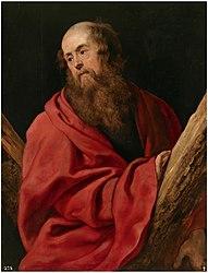 Peter Paul Rubens: Saint Andrew