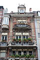 Rue Royale 17-19 Koningsstraat Brussels 2012-06 - 01.jpg