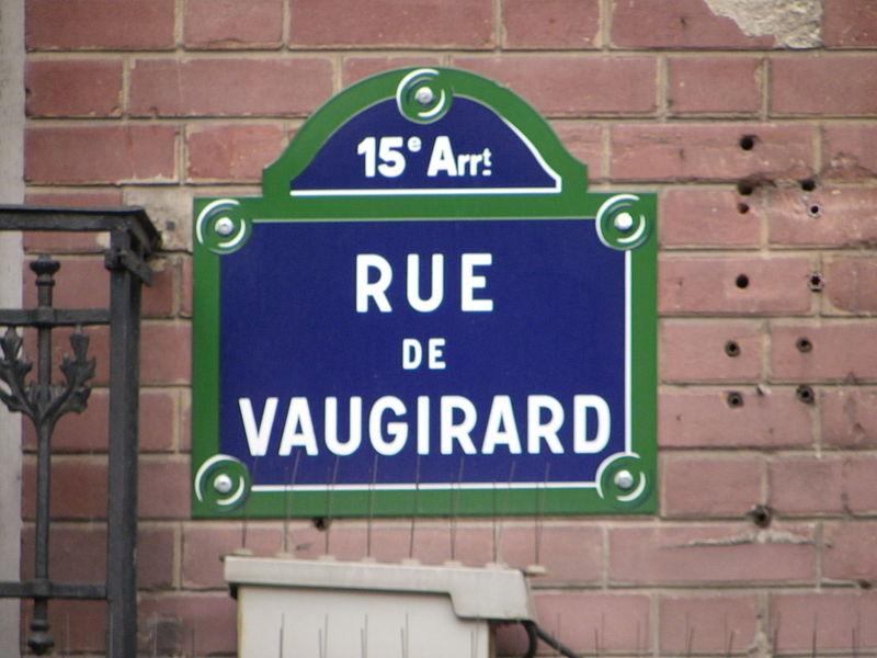 Fichier:Rue de Vaugirard à Paris.JPG