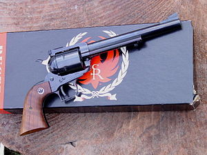 Ruger Blackhawk - Ruger Old Model Super Blackhawk
