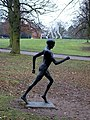 Running Man, Yorkshire Sculpture Park - geograph.org.uk - 106067.jpg