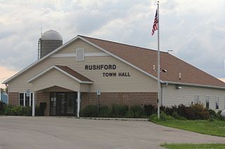 Rushford, Wisconsin Town in Wisconsin, United States