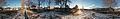 Russdionnedotcom-Kelowna Kerry Park in snow Panorama1.jpg