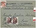 Russia - Poland 1915-03-04 censored cover.jpg