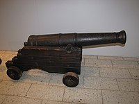 Russian 17th century 2lb gunwale cannon.JPG