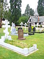 Russian Orthodox Section, Brookwood Cemetery - geograph.org.uk - 819359.jpg