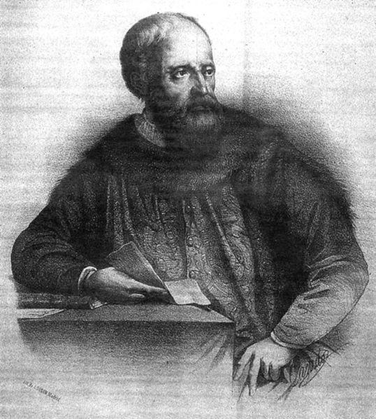 Archivo: Ruy González de Clavijo.JPG