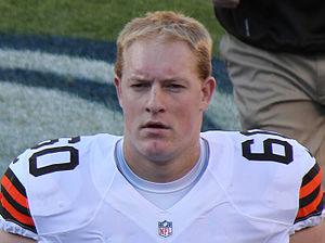Ryan Miller (American football) - Miller in the 2012 NFL season.