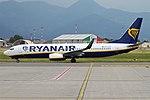Ryanair, EI-GJS, Boeing 737-8AS (43468172424).jpg