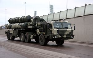 S-400 Triumf SAM - rehearsal for 2009 VD parade in Moscow -05.jpg