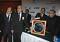 S. Jaipal Reddy gave away the National Awards for Excellence in Urban Transport, at the Valedictory Session of 2nd Urban Mobility India Conference-2009, in New Delhi on December 05, 2009 (1).jpg
