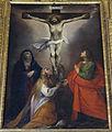 S. martino, sagrestia, crocifissione del cavalier d'arpino, 1592-93, 03.jpg