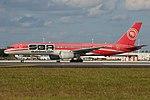 SBA Airlines, Boeing 757-200, YV288T (15238817064).jpg