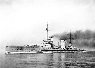 Raid on Yarmouth - Image: SMS Seydlitz 2