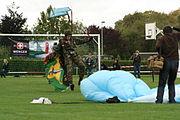 SRC Paratrooper