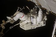 STS-127 EVA2 Wolf4