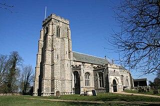 Cockfield, Suffolk Human settlement in England