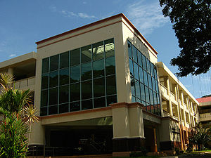 Silliman University College of Business Administration - Image: SU CBA II