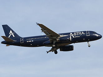 Astra Airlines - Astra Airlines Airbus A320-200