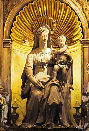 Solemnity of Mary, Mother of God - S Agostino Madonna del Parto