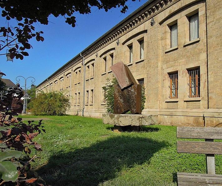 Datei:Saarlouis Kaserne Alte Brauerei Straße (3).jpg