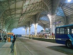 Metrovia - Image: Sageo EG Metrovía 001