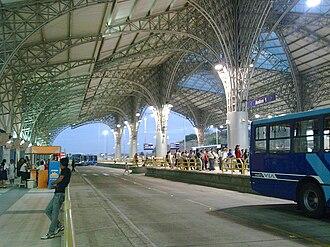 Metrovía - Image: Sageo EG Metrovía 001