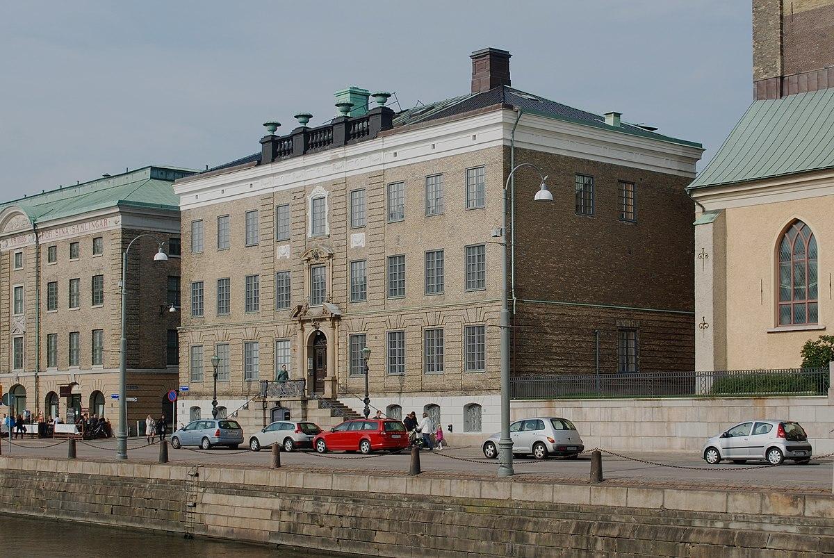 Sahlgrenska huset – wikipedia