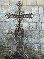 Saint-Vivien (Paussac) cimetière croix (3).JPG