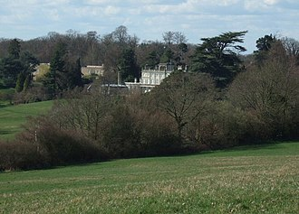 Saint Hill Manor - Image: Saint Hill Manor
