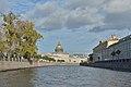 Saint Isaacs cathedral from Moyca river.jpg