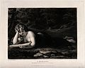 Saint Mary Magdalen. Mezzotint by S.W. Reynolds, 1829, after Wellcome V0032706.jpg
