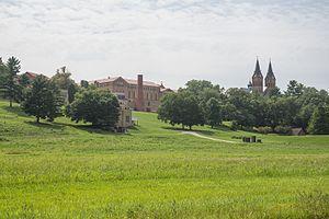 Saint Meinrad, Indiana - Saint Meinrad, Indiana