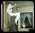 Saint Petersburg. Yelagin Palace interior of palace, with marble sculpture.jpg