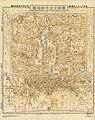 Saishin Pekin shigai chizu - tsuketari Pekin Tenshin fukin chizu LOC 2006626862.jpg
