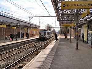Merseytram - Unlike Merseytram, Greater Manchester's Metrolink incorporates former heavy railways stations into its network