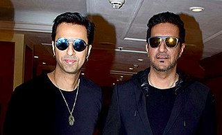 Salim–Sulaiman Indian musician and composer duo